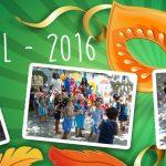 Carnaval 2016 - 3, 4, 5